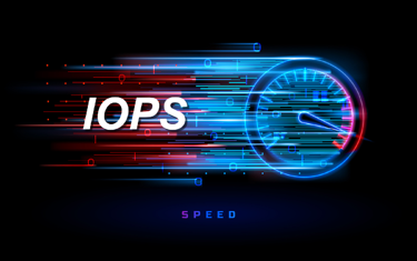 Network performance IOPS