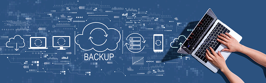 A modern IT backup strategy for fast & accurate restore