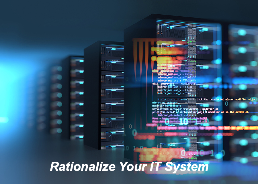 Why strategic advice is crucial when rationalizing IT systems