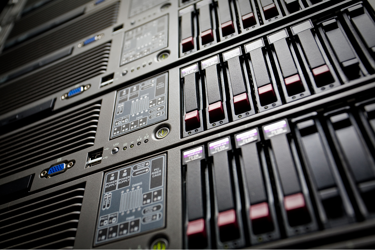 Choosing the right servers for business growth